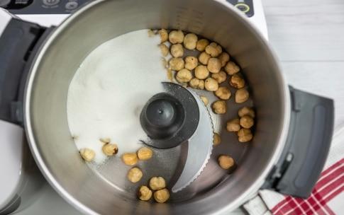 Preparazione Crema spalmabile alle nocciole - Fase 1
