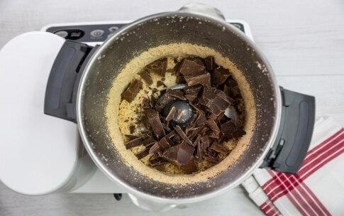 Preparazione Crema spalmabile alle nocciole - Fase 2