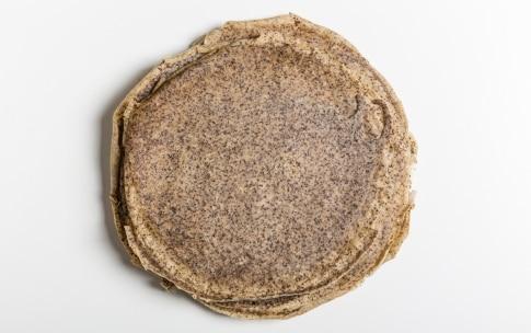 Preparazione Crepes di grano saraceno senza glutine - Fase 3
