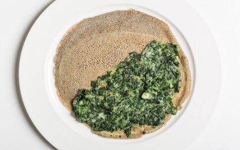 Preparazione Crepes di grano saraceno senza glutine - Fase 6
