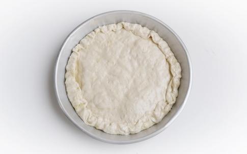 Preparazione Focaccia con pomodorini ripiena - Fase 3
