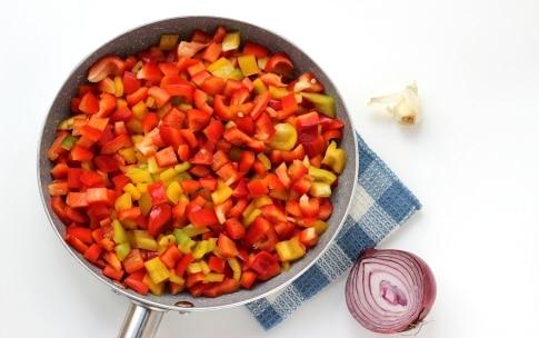 Preparazione Paté di peperoni e basilico - Fase 1