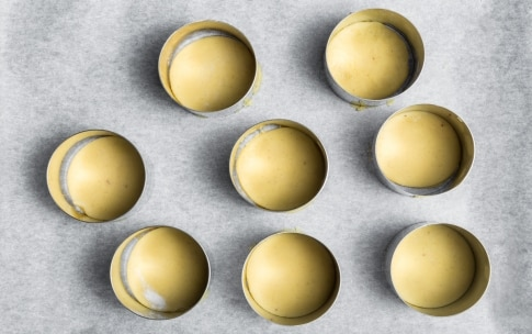 Preparazione Piccoli sablé breton con ganache al gianduia - Fase 5