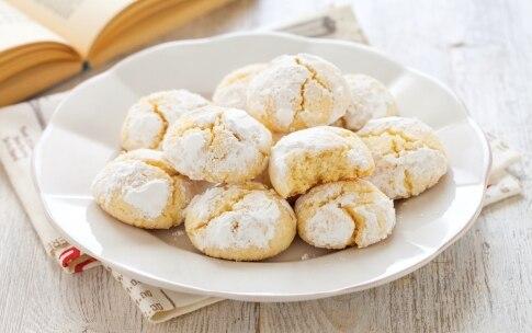 Preparazione Biscotti morbidi al limone - Fase 4