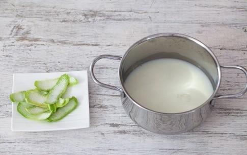 Preparazione Crostata meringata al limone con frutta - Fase 3
