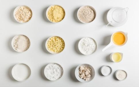 Preparazione Paninetti del buongiorno senza glutine - Fase 1