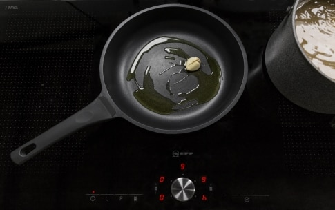 Preparazione Spaghetti con colatura di alici - Fase 2