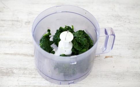 Preparazione Torta girasole spinaci e ricotta - Fase 1