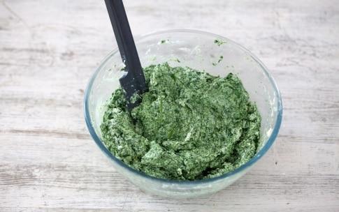 Preparazione Torta girasole spinaci e ricotta - Fase 2