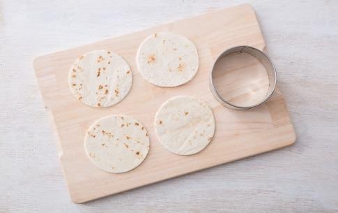 Preparazione Cestini di taco con gamberi marinati - Fase 1
