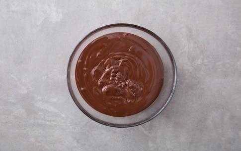 Preparazione Cioccolatini con frutta fresca - Fase 1