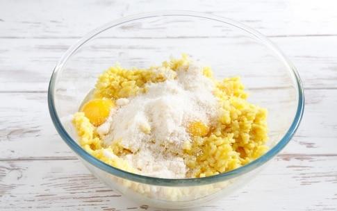 Preparazione Crocchette di riso - Fase 1
