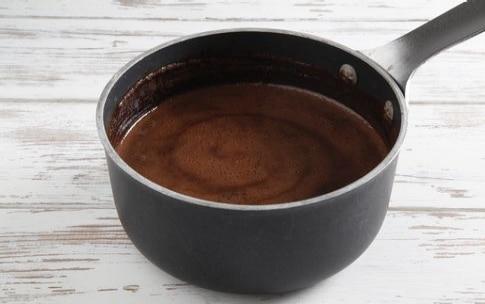 Preparazione Gelato al cioccolato - Fase 3