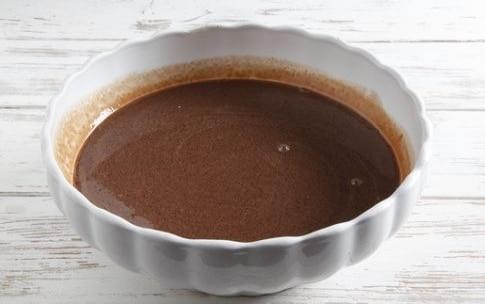 Preparazione Gelato al cioccolato - Fase 4