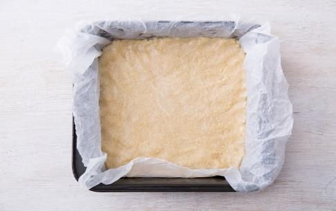 Preparazione Macadamia Cheesecake - Fase 1
