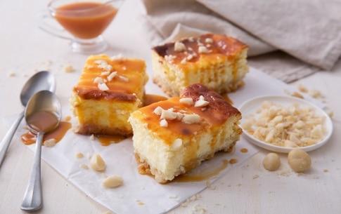 Preparazione Macadamia Cheesecake - Fase 4