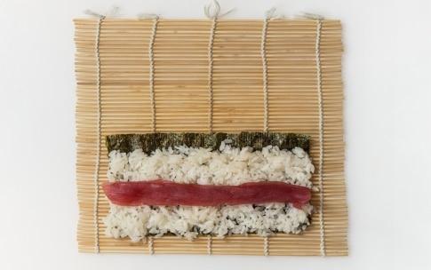 Preparazione Sushi misto di nigiri e hosomaki - Fase 2
