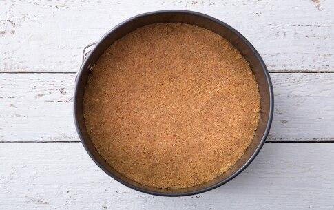 Preparazione Torta gelato fiordilatte - Fase 1