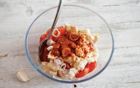 Preparazione Crema fredda di pomodori arrostiti e paprika affumicata - Fase 2