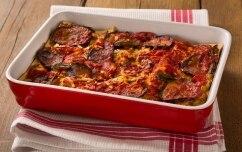 Preparazione Lasagne alle melanzane - Fase 5