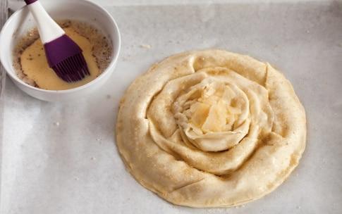 Preparazione Sfogliata alle mele e cannella - Fase 5