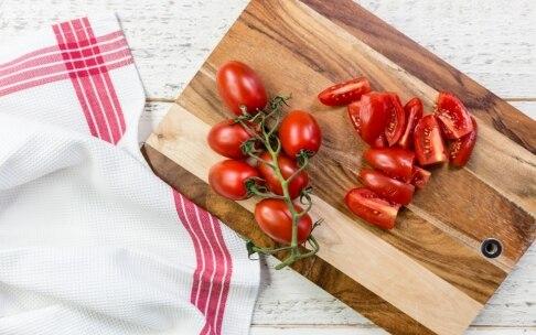 Preparazione Bucatini al forno con ragù di crostacei - Fase 1