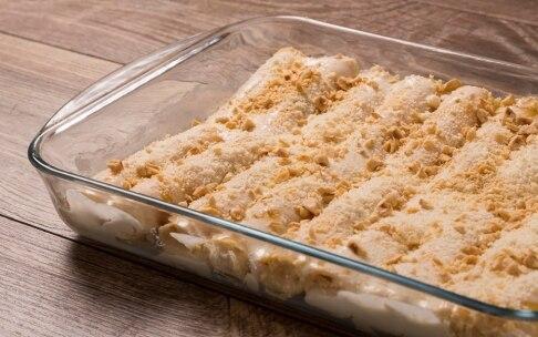 Preparazione Cannelloni con crema di zucca e ricotta - Fase 5