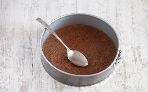 Preparazione Cheesecake senza cottura con salsa di cachi  - Fase 1