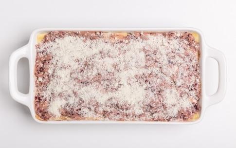 Preparazione Lasagne senza glutine al radicchio rosso - Fase 4