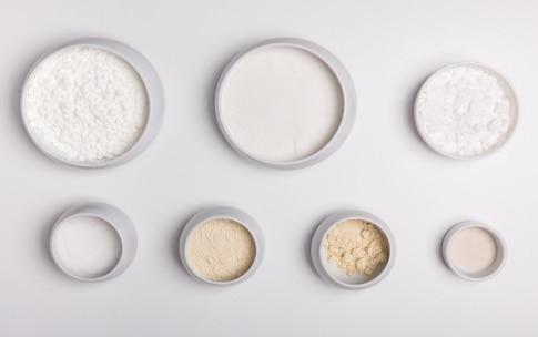 Preparazione Mix senza glutine per pane e pizza - Fase 1