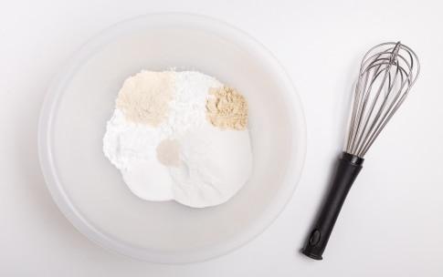 Preparazione Mix senza glutine per pane e pizza - Fase 2