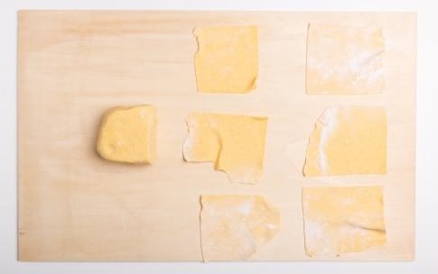 Preparazione Pasta all'uovo senza glutine - Fase 3