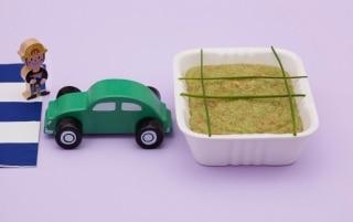 Pastina al broccolo e carota
