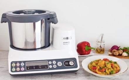 Pollo al curry con peperoni e zenzero