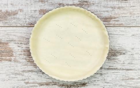 Preparazione Torta salata zucca, pancetta e timo - Fase 4