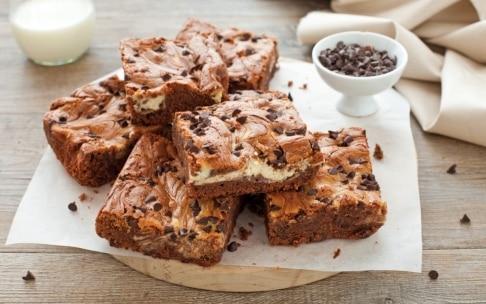 Preparazione Brownies cheesecake al caffè  - Fase 5