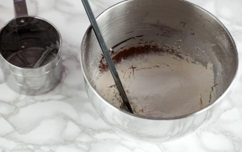Preparazione Chiffon cake alla Nutella - Fase 2