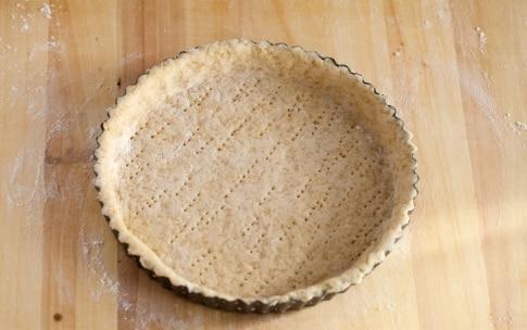 Preparazione Crostata di zucca e cannella - Fase 3