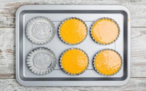 Preparazione Mini torte di carote e zenzero con panna - Fase 3