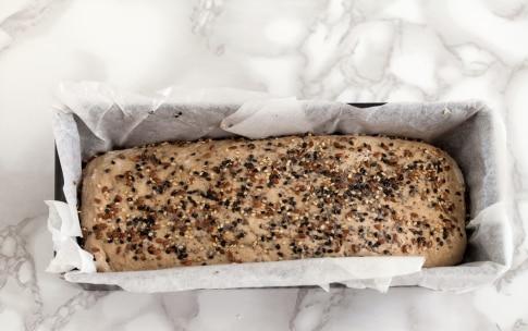 Preparazione Pane ai 7 cereali con semi misti  - Fase 3