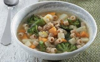 Zuppa di verdure d'inverno con...