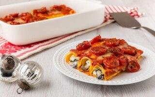 Rotolini di lasagne