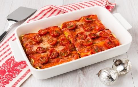 Preparazione Rotolini di lasagne - Fase 5