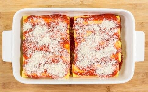 Preparazione Rotolini di lasagne - Fase 3