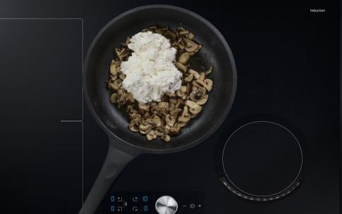 Preparazione Rotolini di lasagne - Fase 2