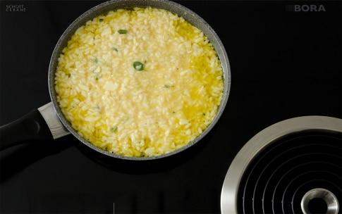 Preparazione Frittata di riso - Fase 3