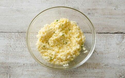 Preparazione Frittata di riso - Fase 2