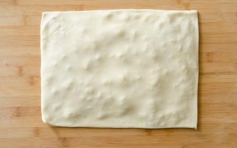 Preparazione Frustine con patate, speck e prosciutto crudo - Fase 3