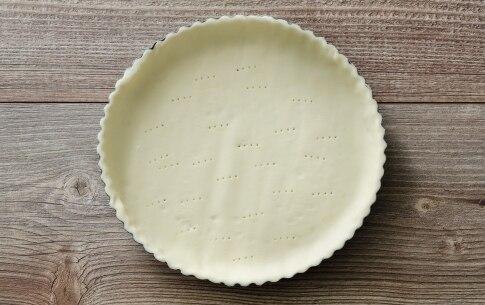 Preparazione Torta salata alla diavola - Fase 1