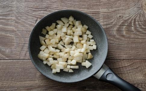 Preparazione Baci di dama al formaggio - Fase 3